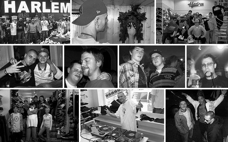 Some pics from Harlem Dresden back in the days …