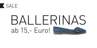 Ballerinas ab 15€