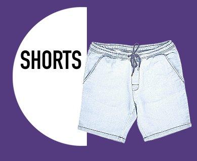 Shorts, Kurze Hosen, Bermudas